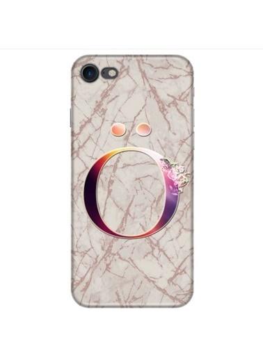 People's Cover iPhone 7 Baskılı Harfli Telefon Kılıfı Renkli